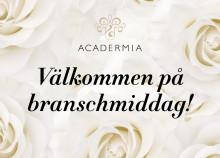 Branschaktiviteter på årets Acadermia