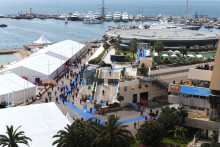 ISS at Mipim 2011