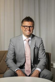 Juha Pesolasta VMP Groupin uusi toimitusjohtaja