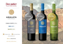 Decanter 2016 Amalaya