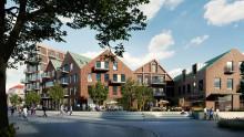 Pressinbjudan:  prisutdelning arkitekttävlingen för Hydrotomten i Sölvesborg