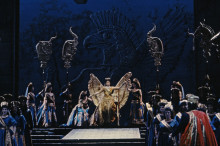Aida inleder Opera på bio-säsongen i Lindesberg