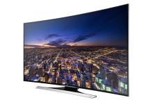 Samsung breddar utbudet av Curved UHD TV med ny modell