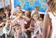 Klartecken för lärarutbildningar i Skövde