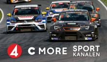 C Mores nya Sportkanalen storsatsar på motorsport - skriver femårigt TV-avtal med STCC