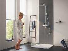 GROHElta uusi Euphoria SmartControl -suihkujärjestelmä
