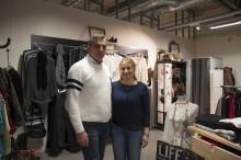 Ny klädbutik i ReTuna Återbruksgalleria