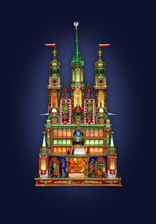 Påminnelse! Krakows krubbor - ny utställning på Hallwylska museet
