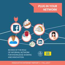 Informella nätverk ökar innovationskraften enligt ny forskningsrapport