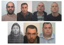 £760k cigarette smuggling gang jailed