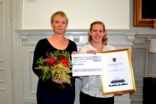 Kommunens arbetsmiljöpris till Öllsjö förskolor
