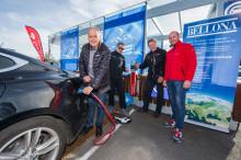 Åpner nye ladestasjoner i Trysil og Hemsedal
