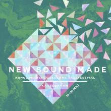 Programbok för New Sound Made, Kungl. Musikhögskolans jazzfestival 18-20 maj 2015