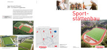 STRABAG Sportstättenbau GmbH: Unternehmensflyer