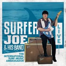 SURFER JOE: International Surf Music Ambassador Rides Glorious Wave Through Bay Area | DJ Sid Presley