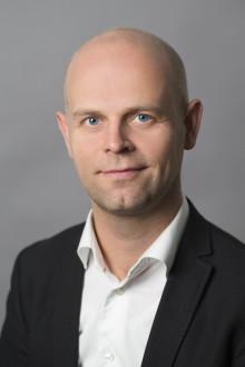 Telenors VP of  IoT microchippar sig på Industrimässorna Syd 2017