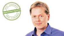 Demokratisoppa med Anders Lindberg - Desinformation som ett hot mot demokratin