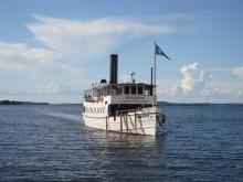 Stromma och Gripsholms-Mariefreds Ångfartygs AB inleder samarbete.