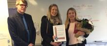 Milstensskolan får AcadeMedias DIGI-stipendium