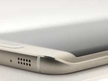 Samsung Galaxy S6 edge on kohtelias