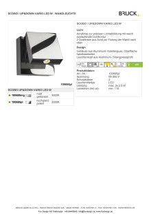 Produktblad Bruck Scobo Vario LED som pdf.