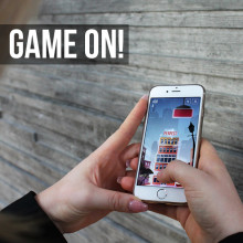 Clarion Hotel lanserar spel-app
