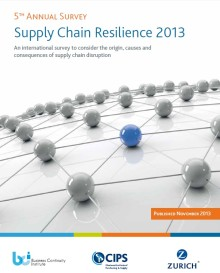 Supply chain only as strong as its weakest link