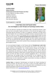 Presseinformation Hoban Gehen&Heilen