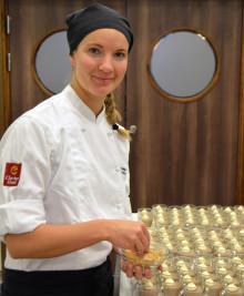 """Emelie Lindell på Clarion Hotel® Arlanda Airport är nominerad till """"Årets unga Branschstjärna"""""""
