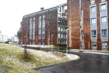 Trähus i Fristad kan bli Årets Bygge 2016