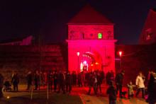 Ljusfesten lyser upp Halmstad den 3 december
