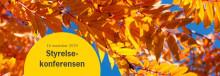 Anmälan till årets styrelsekonferens är öppen