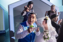 Rivalitet, makt och passion i den svenska skärgården – premiär för Hemsöborna