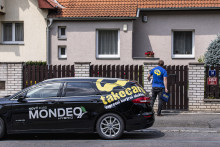 Ford Mondeo kombi HEV – ideální pomocník pro zásilkové společnosti  a taxislužby