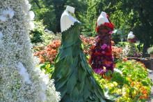 Färgsprakande Trädgårdsfest på Sofiero