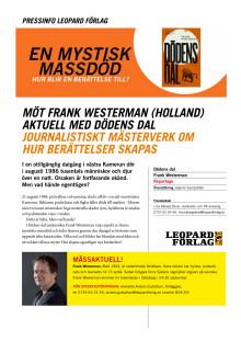 Frank Westerman (Holland): Dödens dal