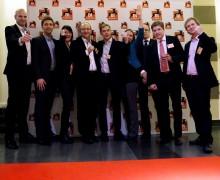 Framsteg på Gasellgalan 2013