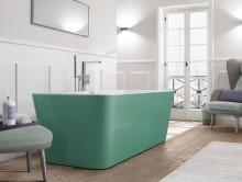 Un plaisir de bain haut en couleurs : trois designs primés et un nouvel éventail de possibilités d'aménagement