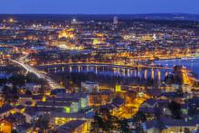 Antalet gästnätter ökade i Östersund 2016
