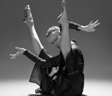 Dans med Virpi Pahkinen i finsk kultursatsning