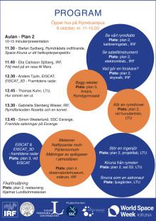 Program 6 oktober