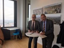 Region Uppsala skriver samverkansavtal med Economic Board Utrecht