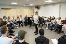 """""""Me too, Figaro"""" tar opera in i klassrummen – högstadieeleverna får ändra på storyn"""