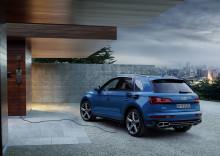 Audi Q5 som plug-in-hybrid