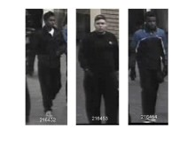 CCTV images released in racially motivated attack