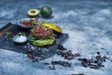 VegMe lanserar Sveriges första Seaweed-burgare