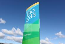 Biogas finns, funkar och ökar!