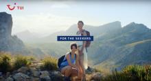 Upplevelser och känslor i TUI's nya kampanj