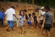 Unleash in Laos