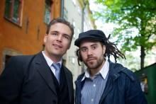 Almedalen 3 juli: Innovativ show om den kreativa processen, med mingel